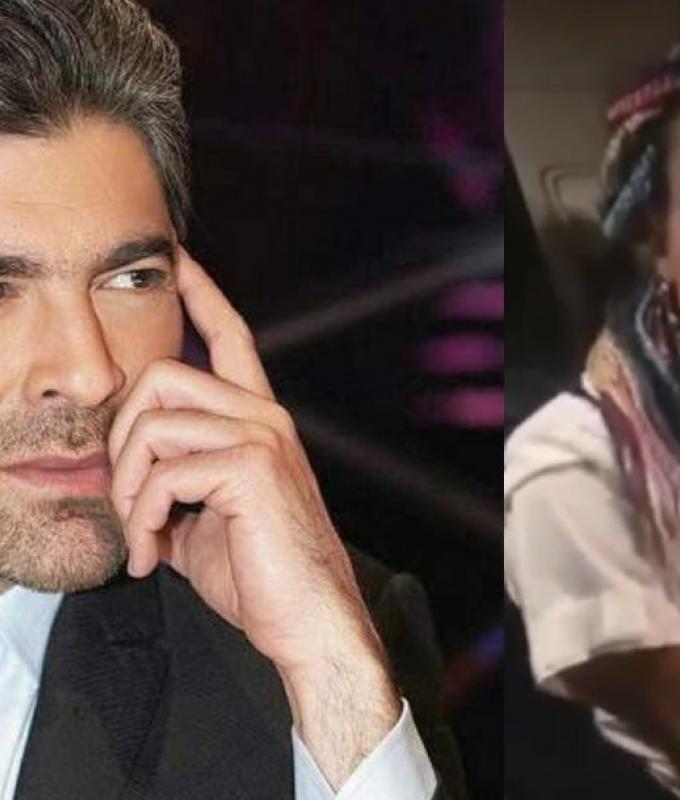 """فتاةٌ تقلد رقصة وائل كفوري في عيد ميلاده.. هل تتحول إلى تحدٍ على طريقة """"كيكي""""؟"""