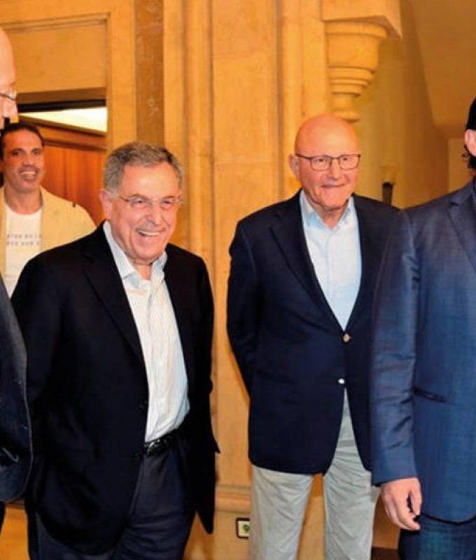 """القادة السنة في لبنان يتحركون استباقا لمخطط جديد يستهدف """"الطائف"""""""