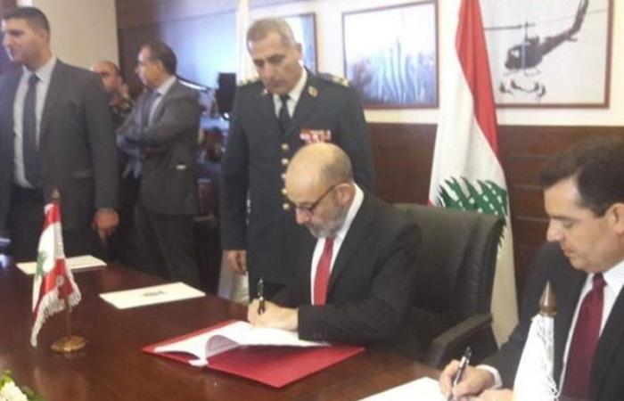 محادثات لبنانية – قبرصية تفضي إلى إنشاء مركز إغاثة بحرية بتمويل مشترك