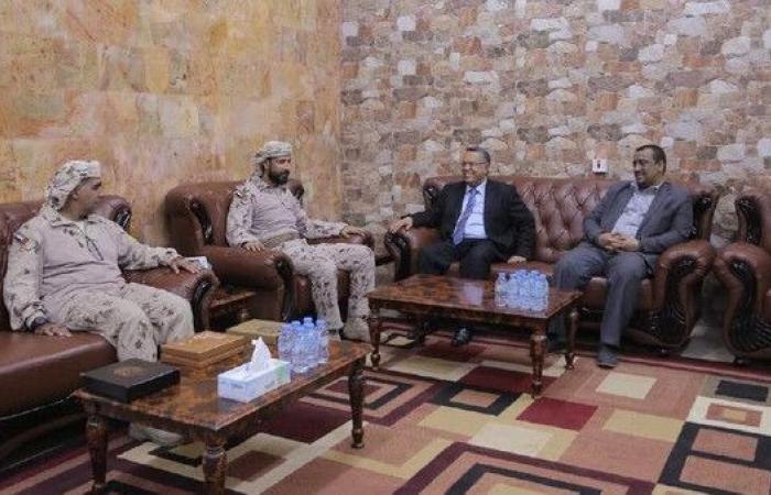 بن دغر: التحالف العربي أوقف التمدد الإيراني في المنطقة