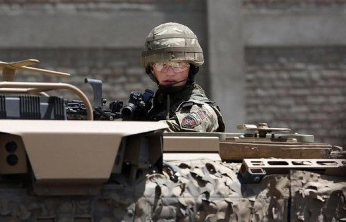 ألف جندي أميركي سيشاركون في دوريات بأفغانستان بـ2018