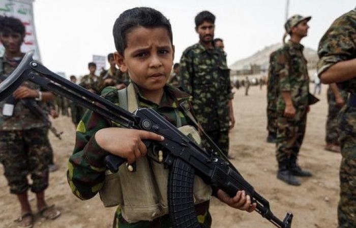 مجدداً.. الحوثي يختطف الأطفال ويزج بهم في المعارك