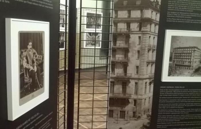 """""""فوتوغرافيا قصر يلدز"""": إمبراطورية مرئية وتاريخ مردوم"""
