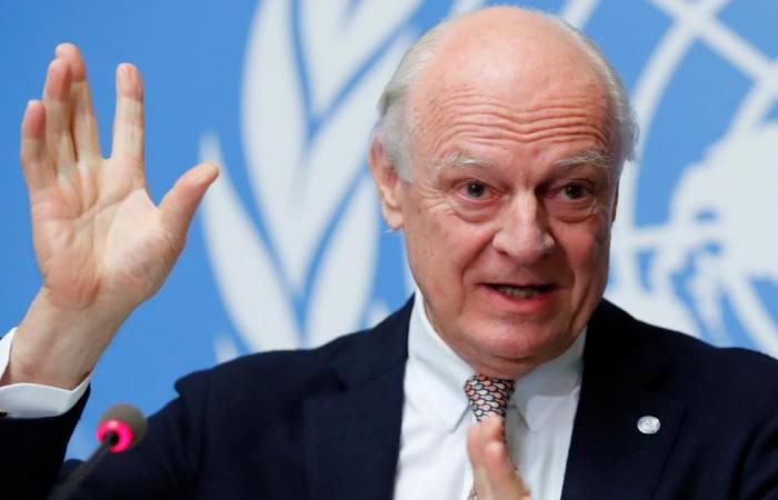 مفاوضات جنيف 8 تترنح وميستورا يتجنب إعلان الفشل