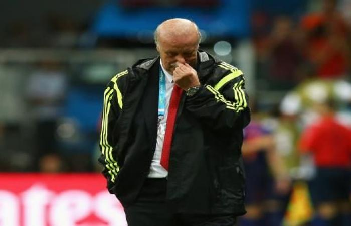 لاعب مغربي يورط المدير الفني السابق للمنتخب الإسباني