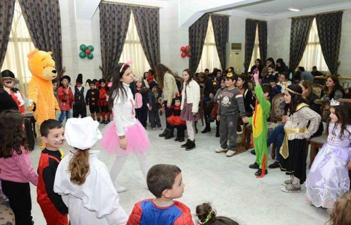 بلدية بزعون أحيت عيد البربارة وأطلقت فعاليات عيد الميلاد