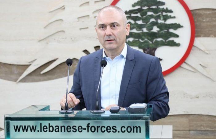 """محفوض لـ""""لبنان الحر"""": من المعيب نكران جميل """"القوات"""" في موضوع الرئاسة"""