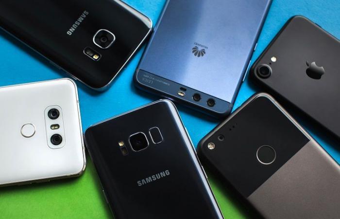 جارتنر: جميع شركات الهواتف الخمس الكبرى حققت نموا في الربع الثالث من 2017
