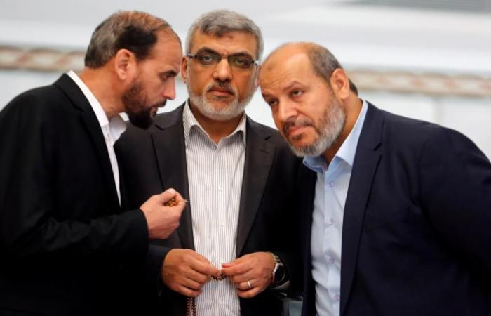 قيادي بحماس: لقاءات القاهرة تناقش كل الملفات