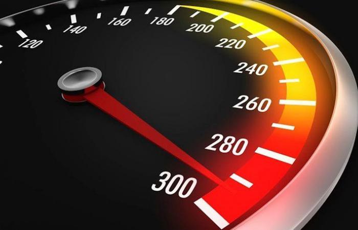 تسجيل 7903 مخالفة سرعة زائدة خلال أسبوع