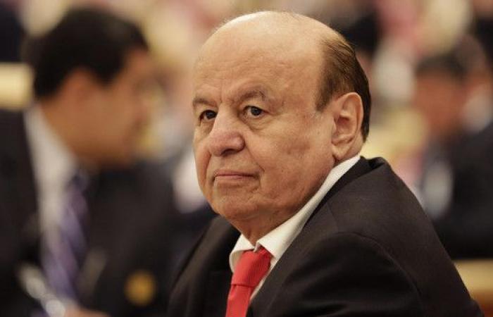 """هادي يطلق عملية """"صنعاء العروبة"""" العسكرية لتحرير العاصمة"""