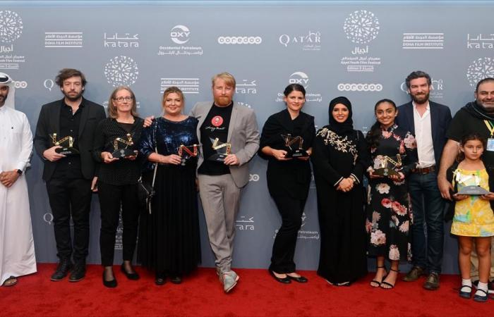 فوز سبعة أفلام بجوائز مهرجان أجيال السينمائي بقطر
