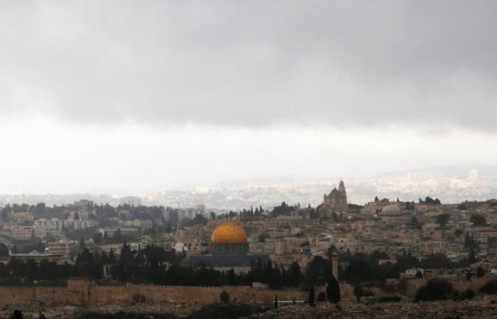 مخاوف دولية من حريق بسبب القدس