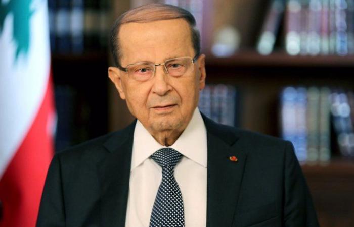 عون: البيان لا يشكل ربحا لفريق او لاخر لان الرابح هو لبنان