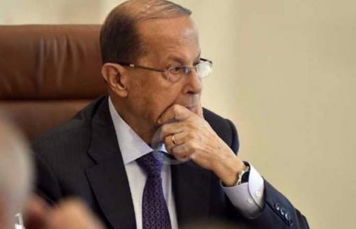 عون يتصل بعباس ويؤكد التضامن الكامل مع الشعب الفلسطيني