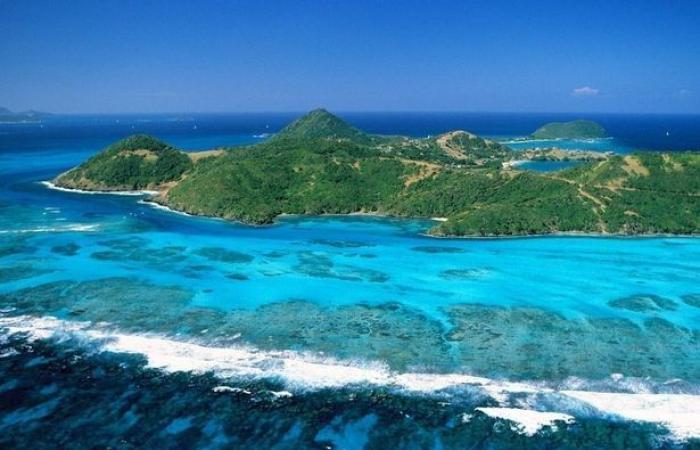 جزيرة في الكاريبي للبيع دون نقود.. ولكن بشرط!