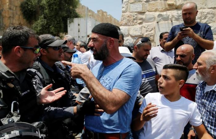 رعب إسرائيلي من جمعة غضب