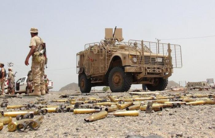 الجيش اليمني يسيطر على مديرية الخوخة جنوب الحديدة