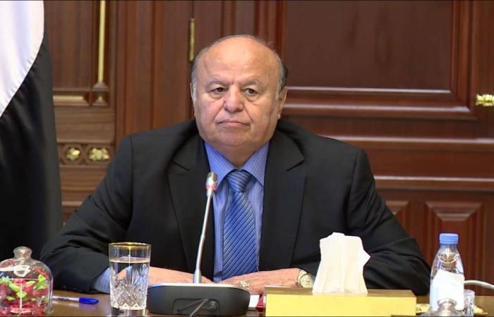 هادي يحمّل الحوثيين سلامة قيادات المؤتمر