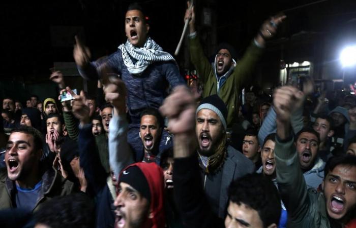 استنكار عربي ودولي واسع لقرار ترمب بشأن القدس