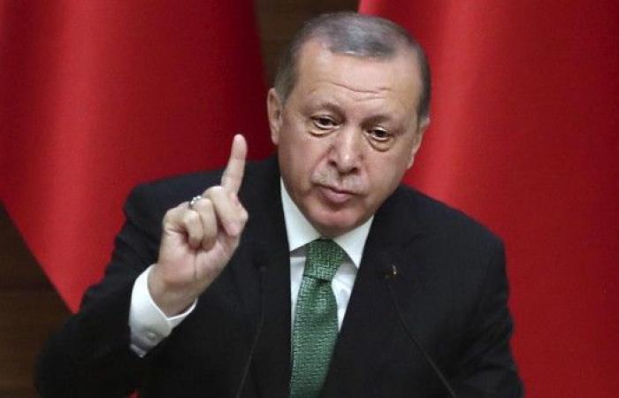 """أردوغان: قرار ترمب حول القدس يضع المنطقة """"في دائرة نار"""""""