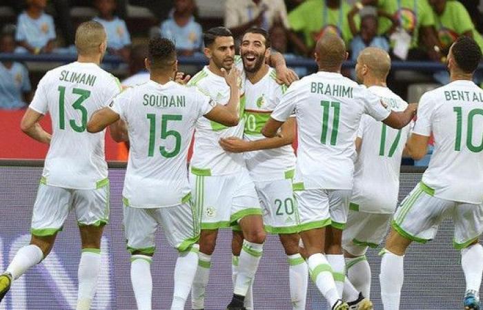 الجزائر تواجه الإمارات ودياً في دبي