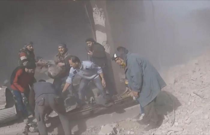 اتهام النظام السوري باستهداف المرافق الطبية بالغوطة
