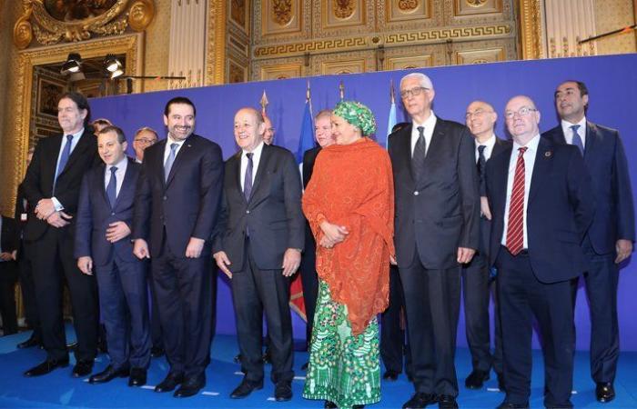"""""""تدويل"""" نأي لبنان بنفسه والنأي الإقليمي عنه في اجتماع باريس"""