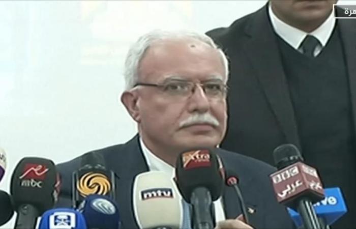 المالكي: سنطالب مجلس الأمن برفض قرار ترمب