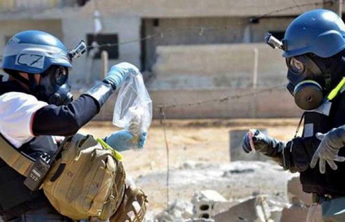 باريس تشكك في إتلاف ترسانة سوريا الكيمياوية
