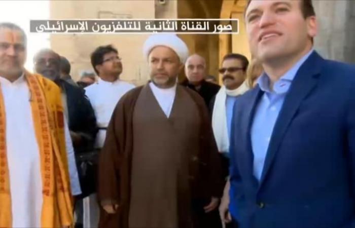 وفد بحريني يتجول في القدس علنا بعد إعلان ترمب
