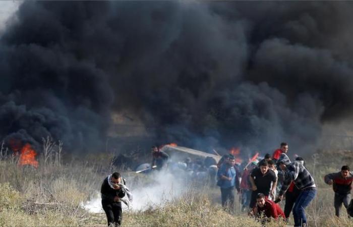 تجدد المواجهات مع الاحتلال بالضفة وغزة