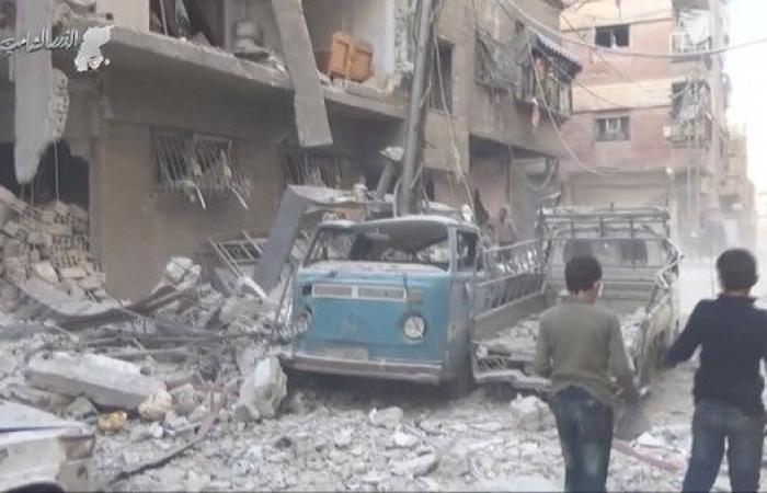 سوريا.. وفاة 5 أطفال بالغوطة وكارثة تنتظر137 طفلا