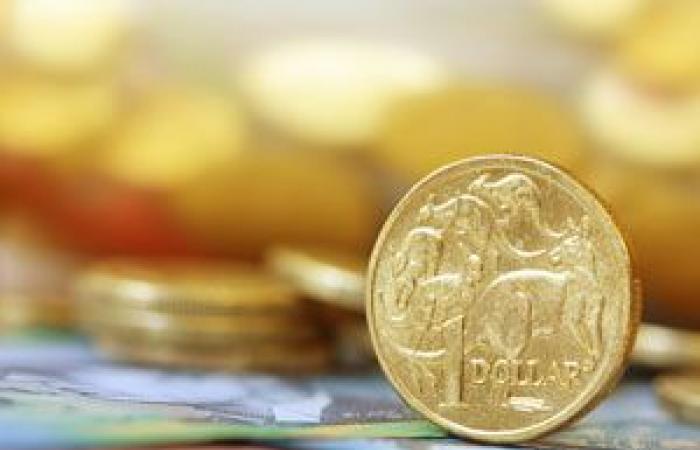 محاولات ضعيفة لارتفاع الدولار الأسترالي مع بداية الأسبوع