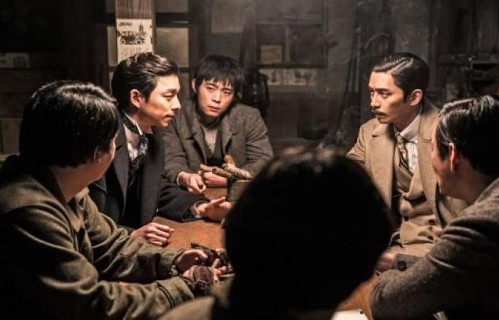 """""""أيام الفيلم الكوري"""": ثلاثة أعمال فقط"""