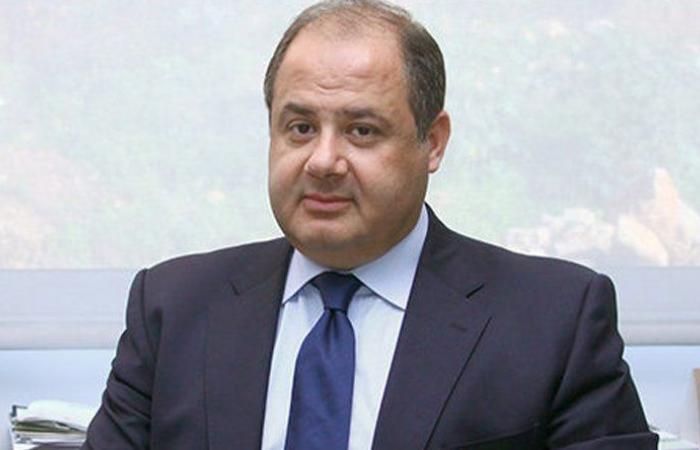 عربيد: المجلس الاقتصادي والاجتماعي ينطلق بدعم وغطاء سياسيين