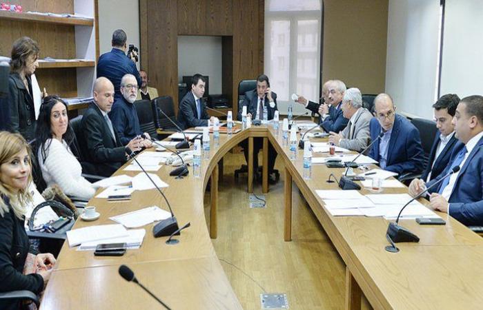 فرعية الاشغال لمناقشة الشفافية في قطاع البترول انجزت التعديلات المطلوبة على اقتراح القانون