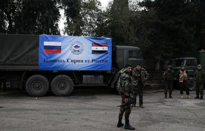 روسيا تبدأ انسحابها الجزئي من سوريا