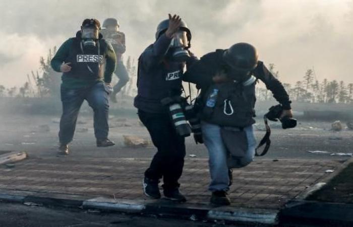 دليل لسلامة الصحافيين عند تغطية تظاهرات دعم #القدس