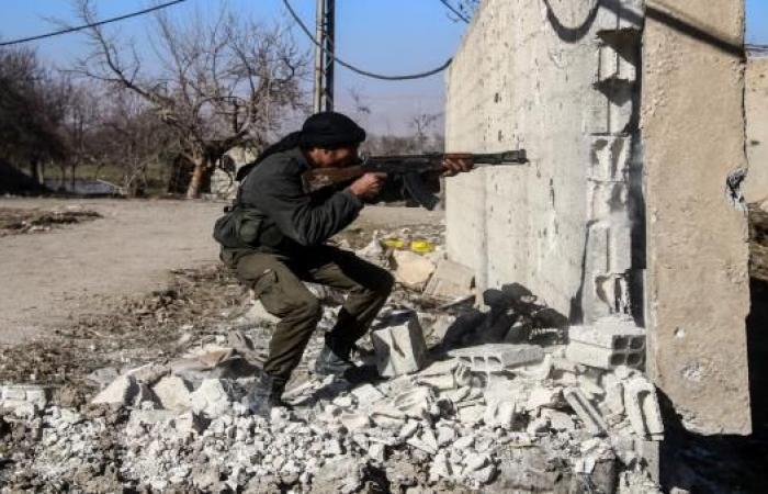 """قوات النظام السوري تحاول التقدم وسط معارك عنيفة بالغوطة و""""قسد"""" تتقدم بديرالزور"""