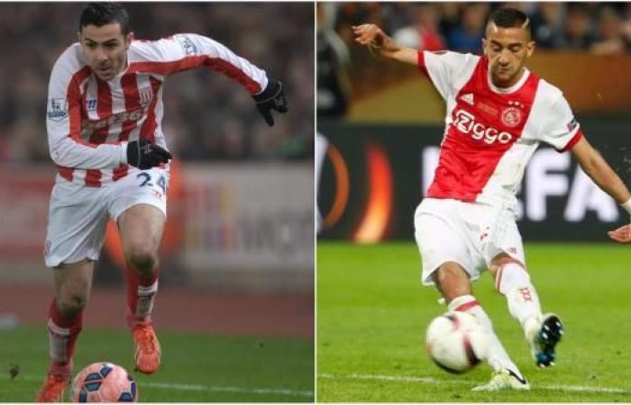 المغربيان زياش والسعيدي في تشكيلة الدوري الهولندي المثالية