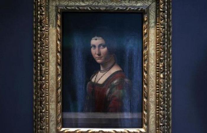 هل تصبح هذه اللوحة لدافنشي موناليزا لوفر أبوظبي؟