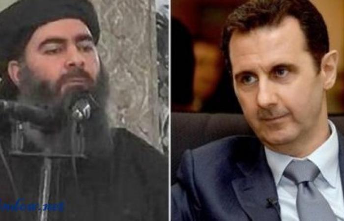 القوات العراقية تكشف العلاقة بين داعش والاسد