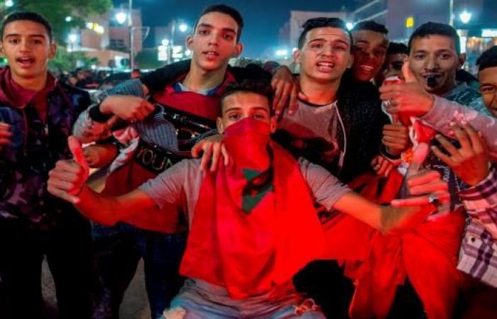 الشغب يهدد ودية المغرب وبلجيكا ببروكسل