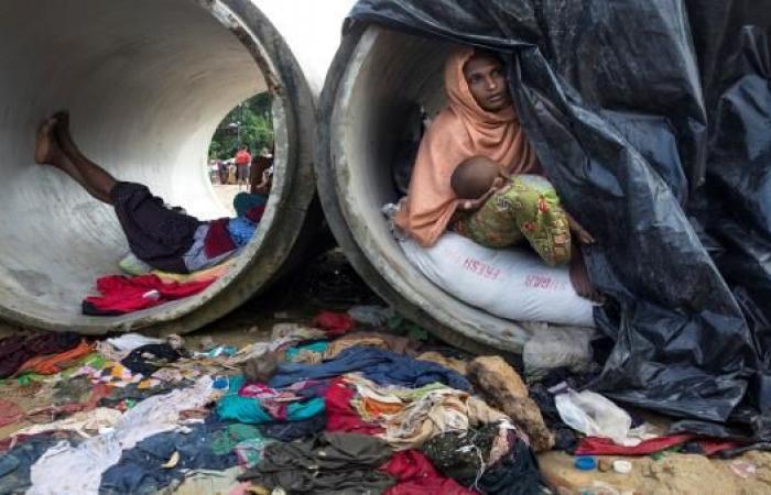 الصليب الأحمر: توقف الحياة بميانمار و180 ألفاً من الروهينغا يعيشون بالخوف