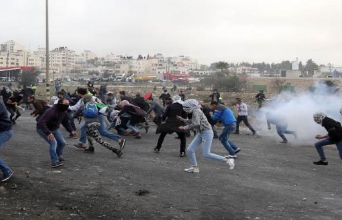 احتجاجات الغضب لأجل القدس تتصاعد: عشرات الإصابات بمواجهات الضفة