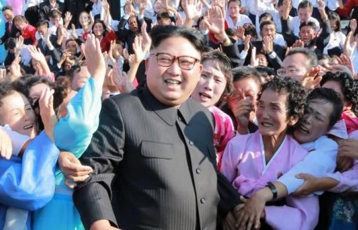 """زعيم كوريا الشمالية يتعهد """"بتحقيق النصر في المواجهة"""" ضد الولايات المتحدة"""