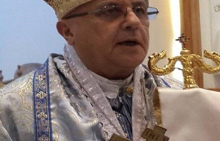 امين عام المجلس الاعلى للروم الملكيين الكاثوليك نعى المطران اندره حداد