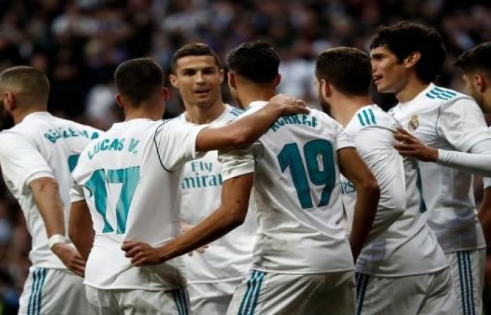 ريال مدريد يسعى لدعم الهجوم بهذا اللاعب في الشتاء