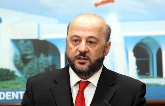 """جلسة لمجلس الوزراء في بعبدا… والرياشي: """"مهضومة الحكومة"""""""